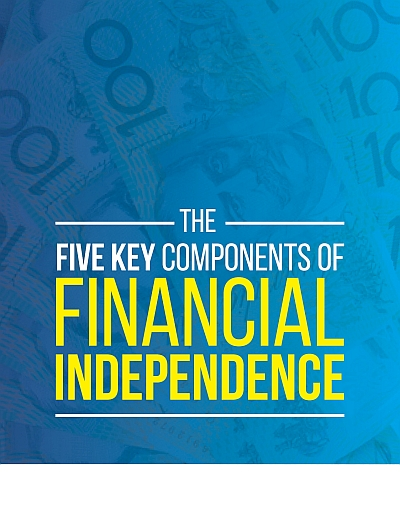 5 key components of financial independence small